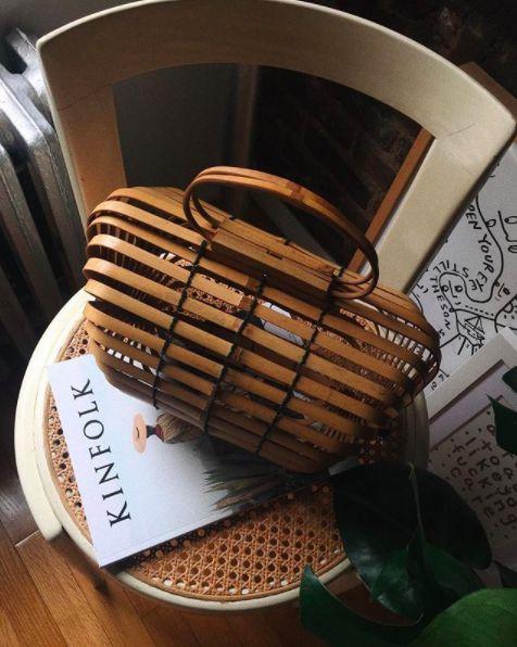 Heavenly bag // HAATI CHAI