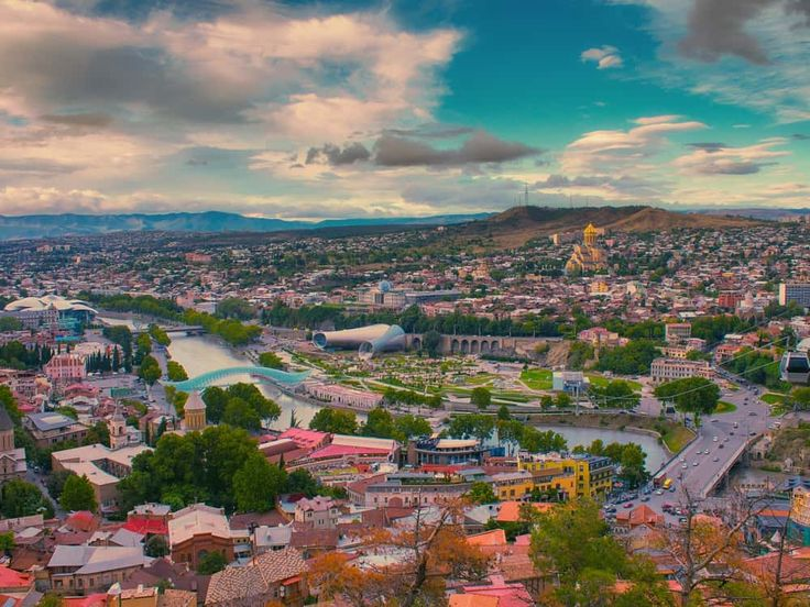 Get lost in the streets of Tbilisi