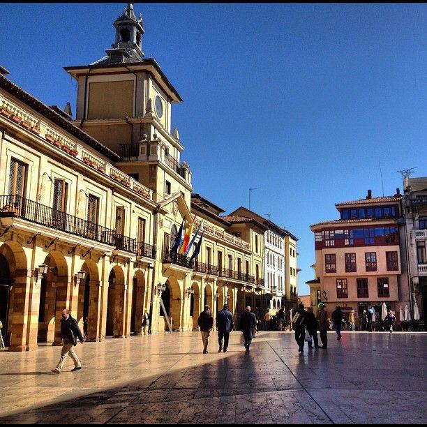 Ayuntamiento de Oviedo en Oviedo, Asturias