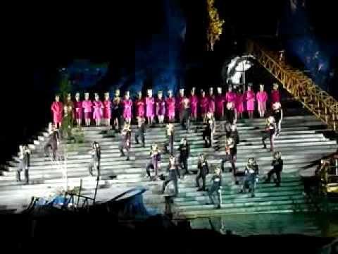 #BregenzerFestspiele Kulturfestival #OPER #AIDA von Giuseppe Verdi auf de...