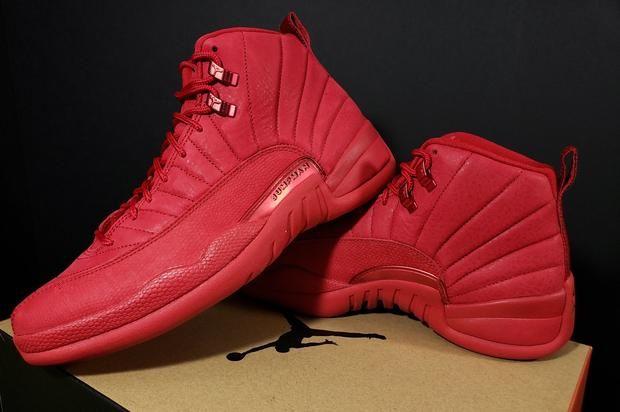 """Air Jordan 12 """"Chicago Bulls"""" To"""