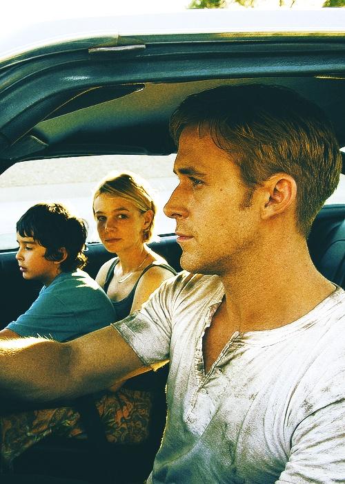 Ryan Gosling & Carey Mulligan in Drive