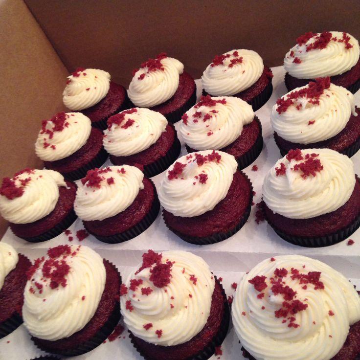 Red Velvet Beauties!