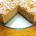 Ciasto bez glutenu, mleka, jaj i cukru? Tak jest! Do tego mega smaczne, słodkie, zdrowe i wegańskie. Na stół wjechał jagielnik chałwowo-kokosowy.