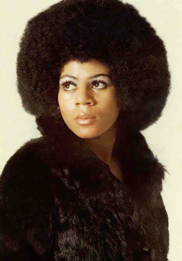 Minnie Riperton...One of the greatest voices of all time