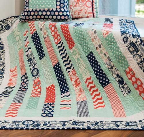 4666 best Quilts and Other Comforts images on Pinterest | Quilting ... : designer quilt fabric - Adamdwight.com