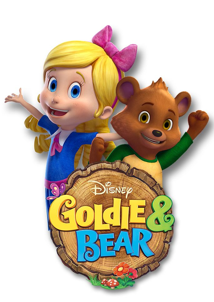 It's just a graphic of Priceless Pictures of Goldie and Bear