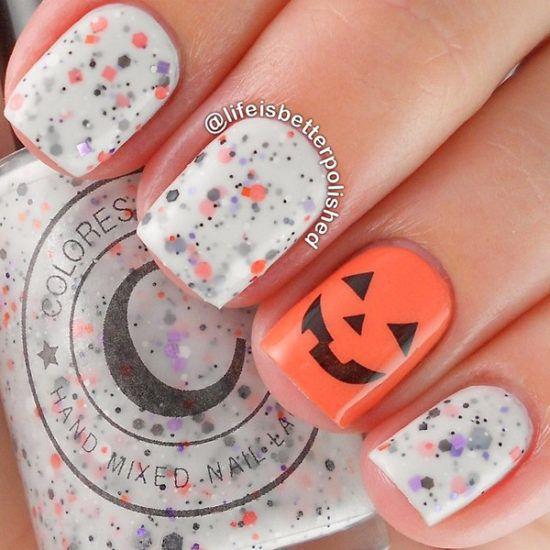 65 Halloween Nail Art Ideas - Page 40 of 63 - Stunning Lifestyles