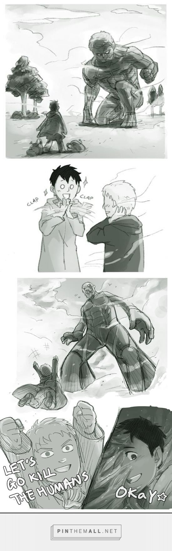 cuileggs: I could've stopped at panel 3 but no Source: http://cuileggs.tumblr.com/post/59023363486/i-couldve-stopped-at-panel-3-but-no