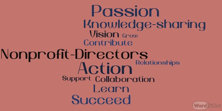 Nonprofit Directors is a closed group for like-minded directors in the non-profit space. The idea here is collaboration, knowledge sharing, support and celebration of success.