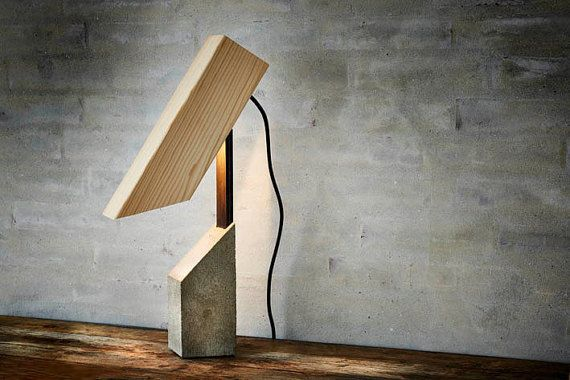 4X4 Lamp by Maardahl on Etsy