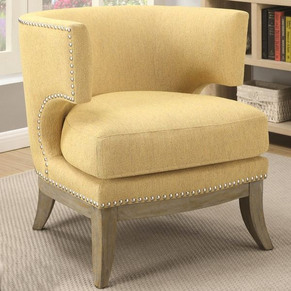 1000 Ideas About Yellow Accent Chairs On Pinterest