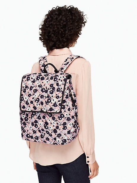 Kate Spade Ridge Street Torrence Baby Backpack, Au Naturel