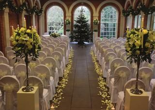 ISSUU - Great Fosters Wedding Brochure by Fine Hotels UK