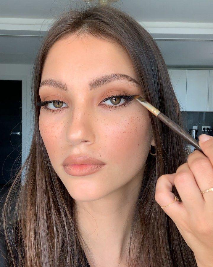 """Nikki_Makeup on Instagram: """"Subtle ways to enhance your features in today's #sundaytutorial  With @ednazvang #nikki_makeup"""""""