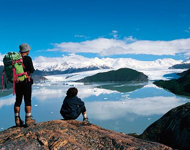 Hiking andClimbing in Patagonia  I will be going to Patagonia some day!!! Watch 180 degrees south the documentary!! :)
