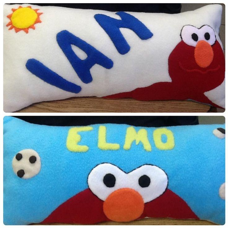 Cojín de Elmo!