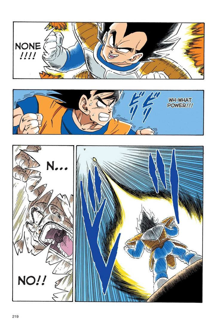 Read Dragon Ball Full Color - Saiyan Arc Chapter 33 Page 6 Online For Free
