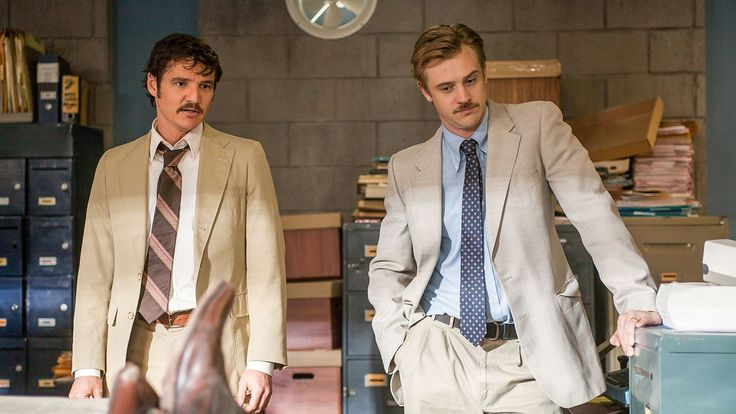 """""""Cocaine cartels are about succession,"""" says DEA agent Javier Pena (Pedro Pascal)in the teaser for the return of Narcos. Season three of the drug cartel series will not only introduce the successor to Pablor Escobar —Wagner Moura's famous kingpin was gunned down after a... #Boyd #Cast #Date #Exit #Holbrooks #Narcos #Plot #Premiere #Season"""