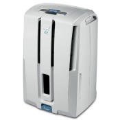 DeLonghi DD50P 50-pint Energy Star Dehumidifier with Patented Pump