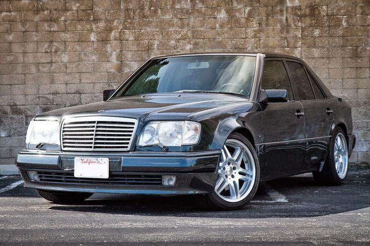 Mercedes benz w124 e500 brabus style large photos for Mercedes benz big car