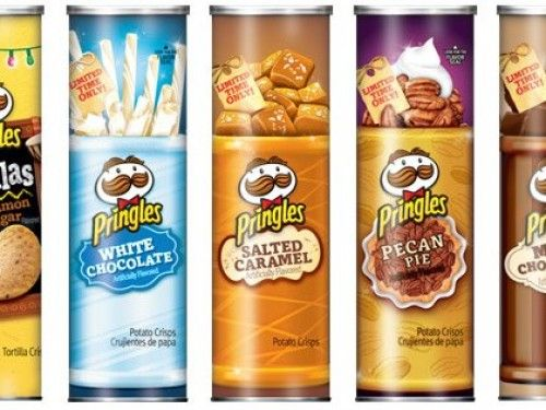 These new Pringles flavors sound weirdly delicious