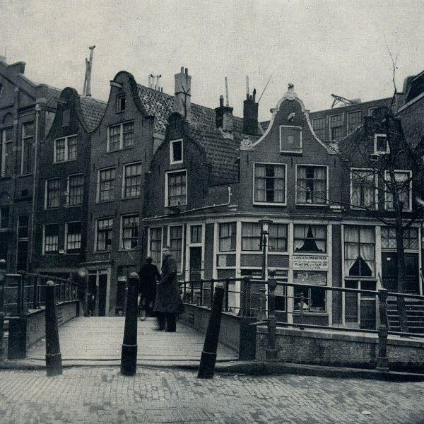 1950's. Jordaan in Amsterdam. #amsterdam #1950