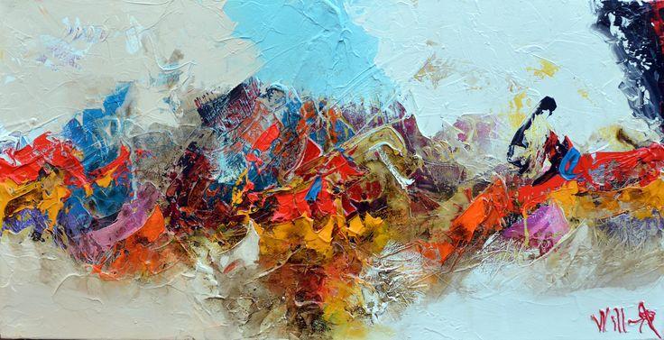 120x60cm door William Malucu - Te huur/te koop via Abrahamart.com #art #painting #kunst #kunstuitleen #WilliamMalucu #abrahamart #bramreijnders #Eindhoven