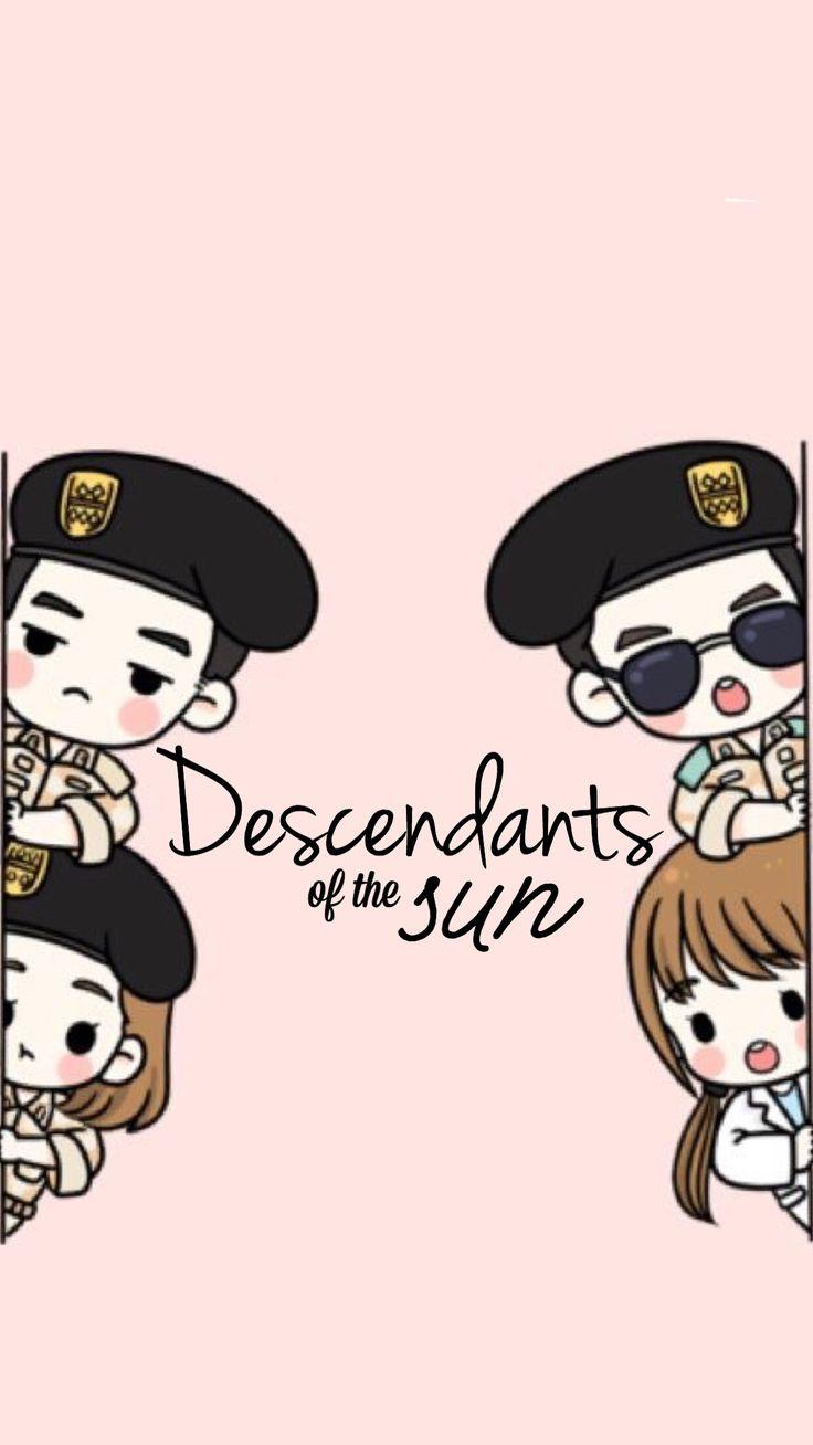 Descendants of the sun; Song joong ki (big boss/ captain yoo shi jin); Song hye…