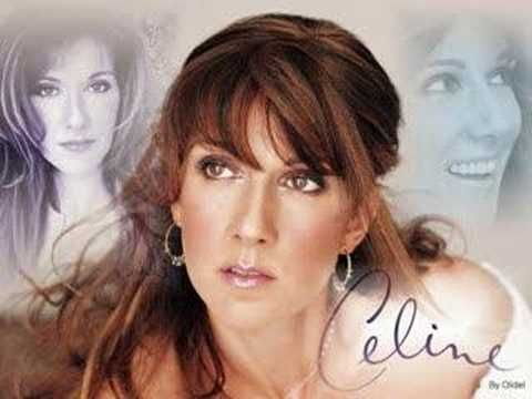 Céline Dion - Je t'aime encore - Toune que chantait mon amie Karine en 2004