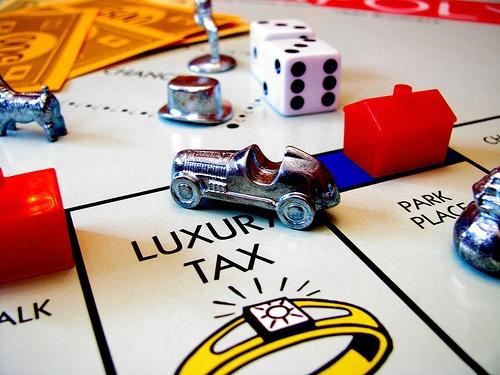 夢のダークブルーホテル    Monopoly