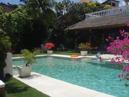 Villa Puri Indah. Legian. Take me now.