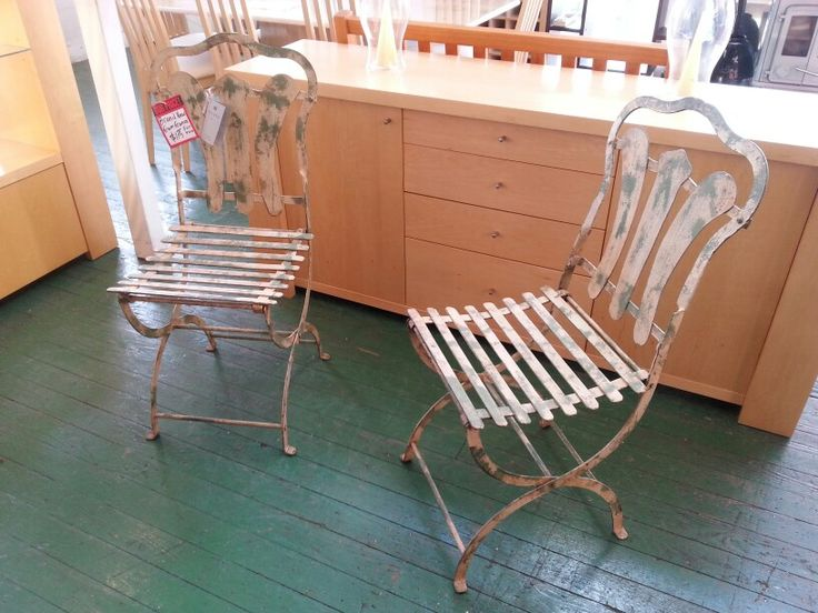 French chairs BECARA 1964 $175 for 2