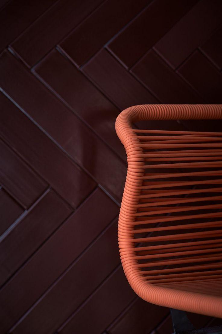 Detail of the Panton One Bar stool. #montanafurniture #interior #furniture #danish #design #panton #vernerpanton #pantononebar