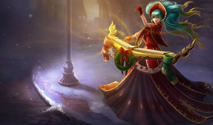 Sona   League of Legends