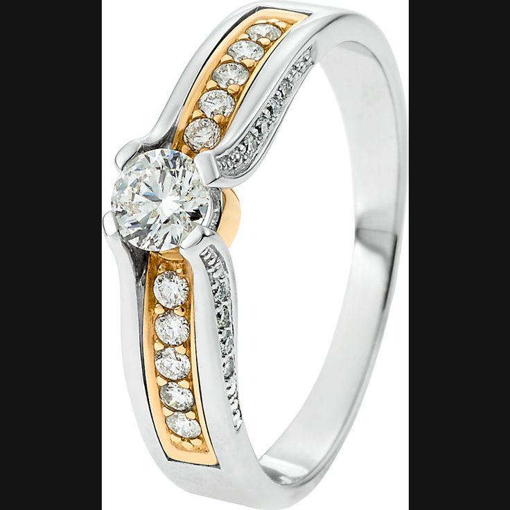 CHRIST Diamonds Damenring 86469111