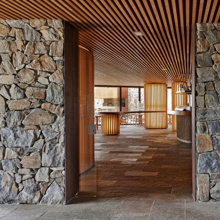 Gallery of Golf Club House La Graiera / BC Estudio Architects – 16
