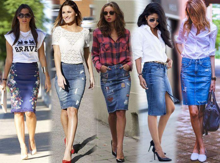 Самые популярные юбки этого сезона / Все для женщины