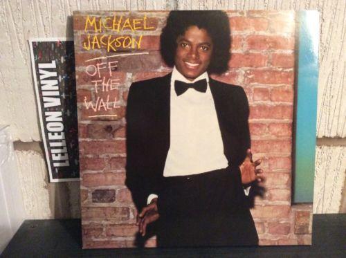 Michael Jackson Off The Wall Gatefold LP Vinyl Record Epic 83468 Pop 80's Music:Records:Albums/ LPs:Pop:1970s