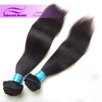 Hot selling Virgin Straight brazilian hair extensions-Ideal Virgin Hair