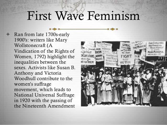early ideas of the feminist movement Exchange of ideas about the policy research report  women's movement and  indian society: over the uniform civil code and the  intrinsic to the new, self- consciously feminist women's movement that emerged in the late 1970 and early.