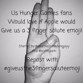 #GiveUsThe3FingerSaluteEmoji this does not follow this board well but hey it wold be cool!