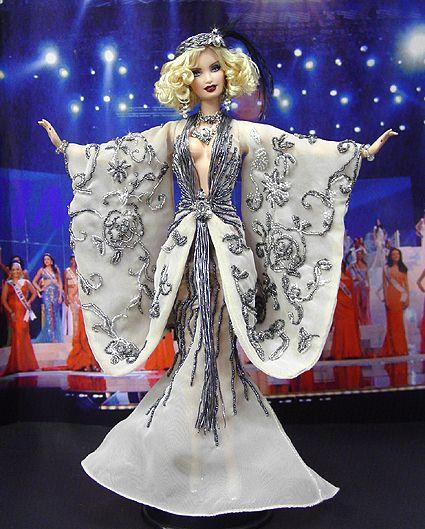 Ninimomo: OOAK Barbie, Miss Denmark 2009  Absolutely gorgeous!