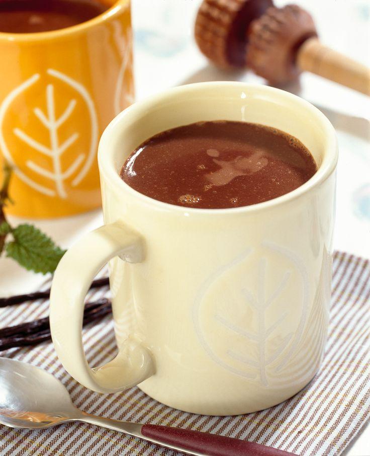 Chocolate a la taza, la forma más dulce de comenzar el año