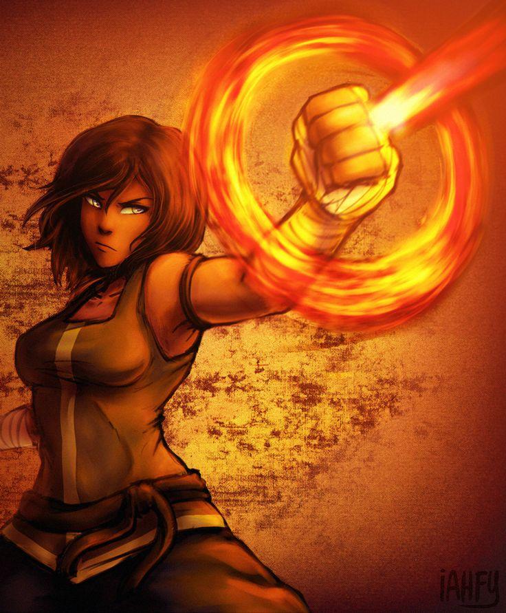 Real Avatar Girl: 940 Best A:TLA/LoK Images On Pinterest