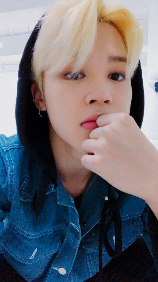 Jimin ❤ [BTS Trans Weibo] 想你们  I miss all of you (보고 싶다~ 보고 싶다~ ) #BTS #방탄소년단