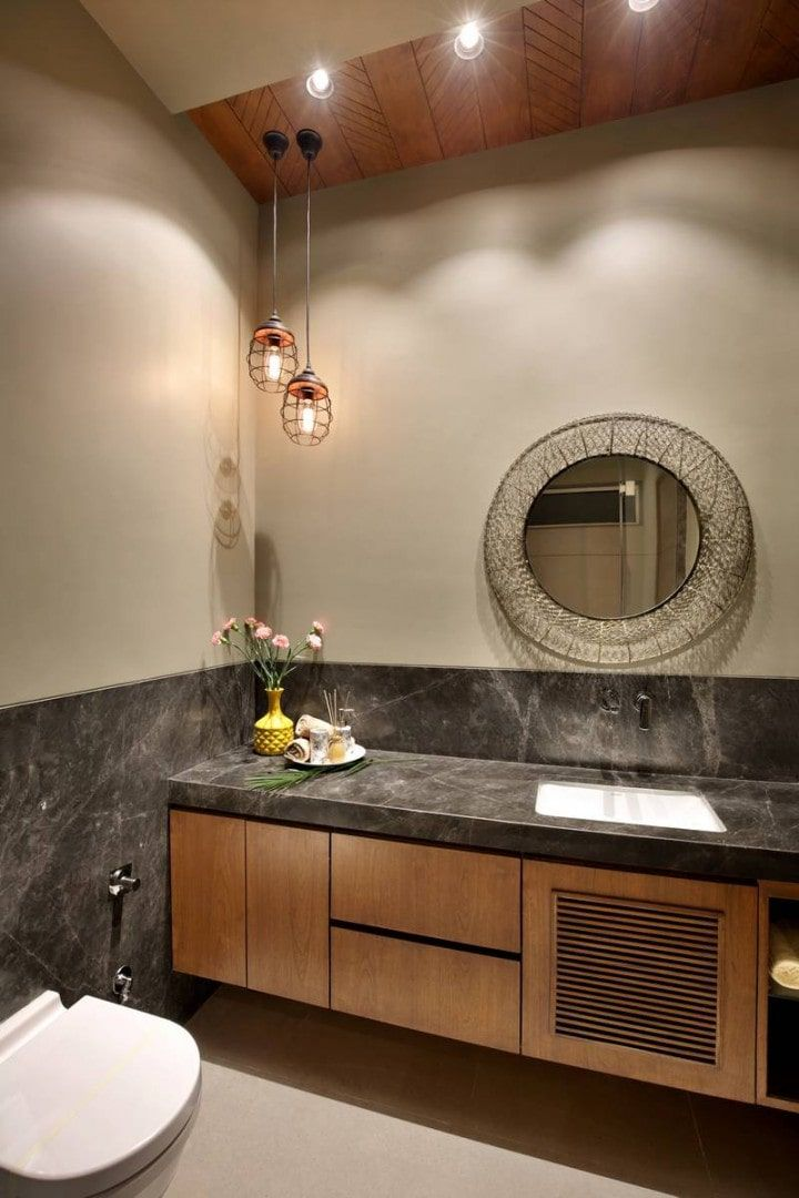 41++ Vanity washroom design type
