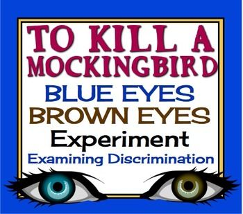 jane elliot blue eye brown eye Jane elliott gave 'the oprah show' audience members a chance to experience   them into two groups: those who have blue eyes and those with brown eyes the  blue-eyes group was discriminated against while the people.