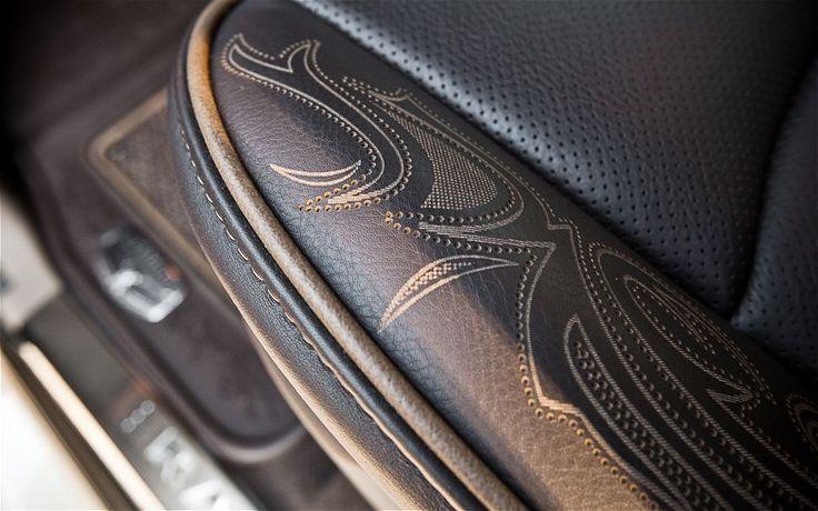 2011 Dodge Ram 3500 Laramie Longhorn Crew Cab 4X4 Tooled Leather Seats, Automobile Magazine
