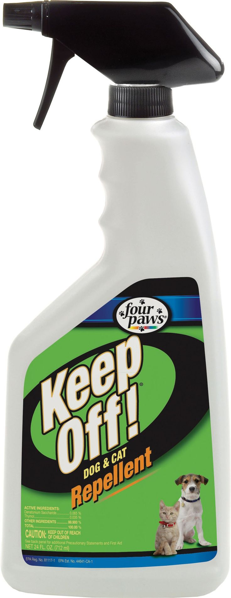 Four Paws Products Ltd-Keep Off Indoor-outdoor Repellent 16 Oz